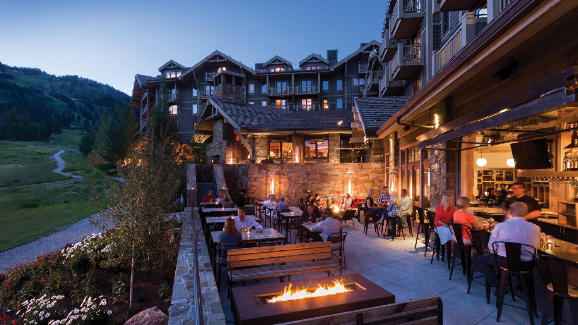 Best Restaurants In Teton Village Wy