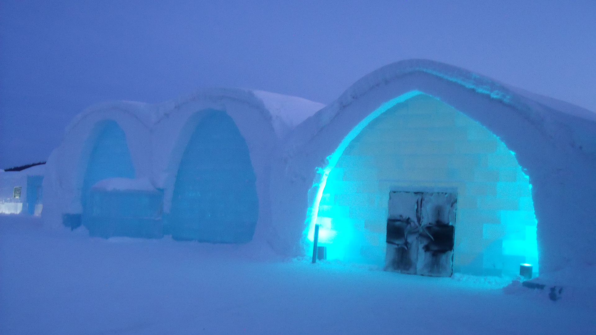 icehotel review carrier. Black Bedroom Furniture Sets. Home Design Ideas