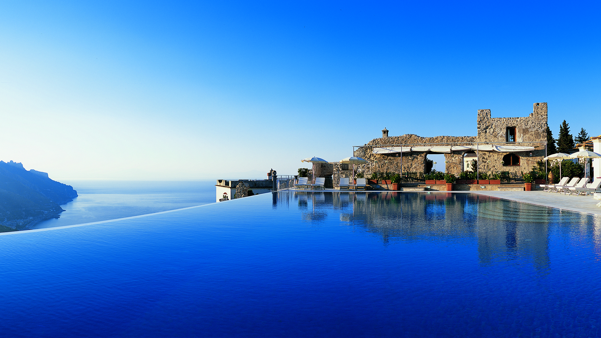 Belmond Hotel Caruso Ravello In Italy From Carrier