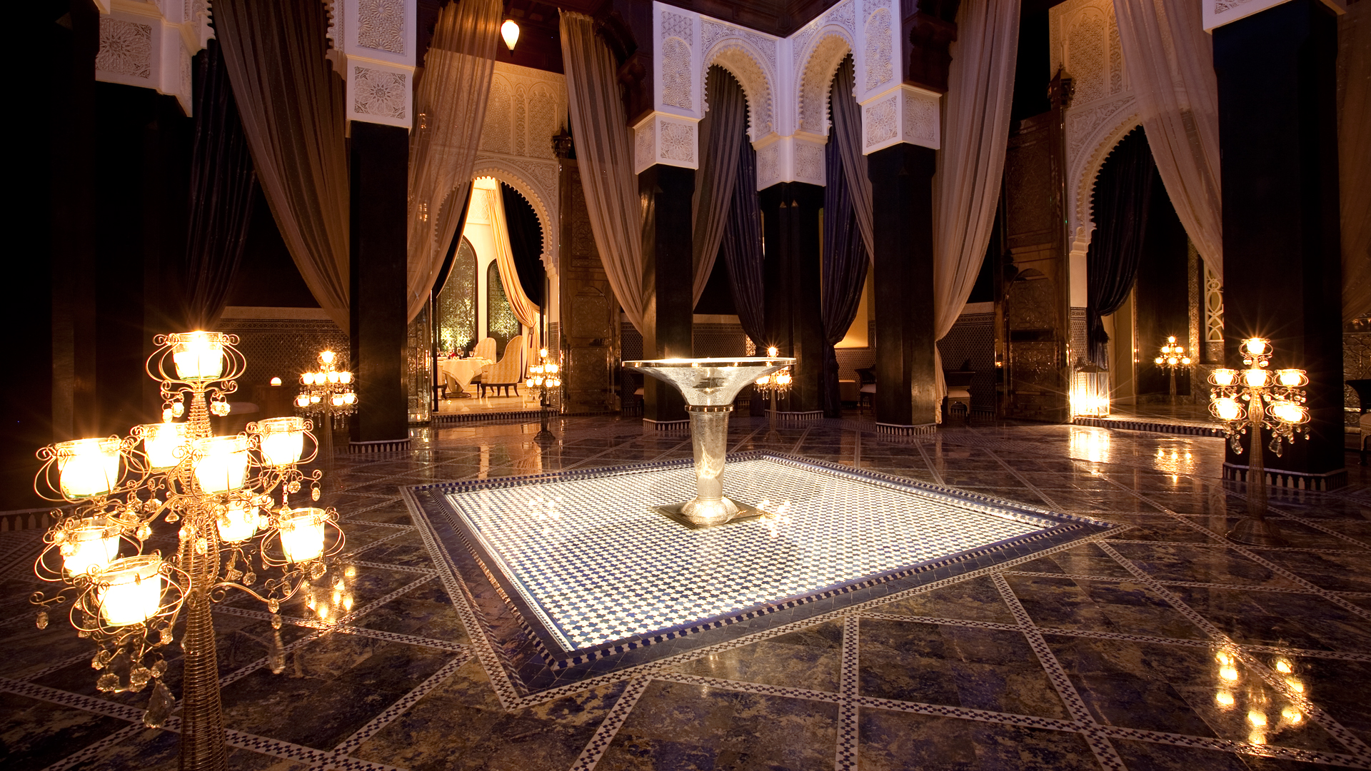 A Weekend In Marrakech At Royal Mansour