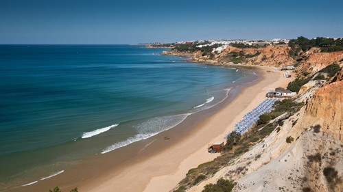 Lydia Bell escapes to Portugal's luxury Pine Cliffs Resort
