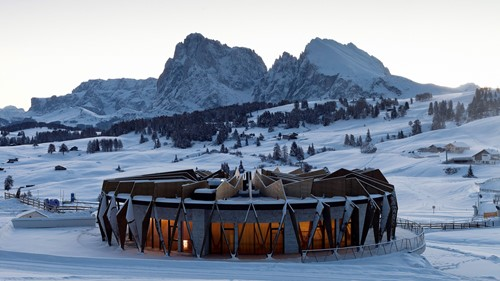 Up In The Clouds: 7 places to stay this ski season