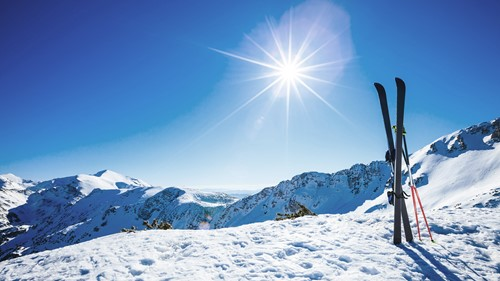 Last Off The Slopes - 5 European destinations for late season skiing