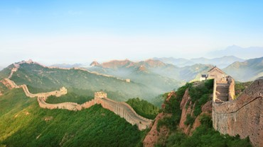The Great Wall of China, Tombs of The Ming Dynasty Emperors