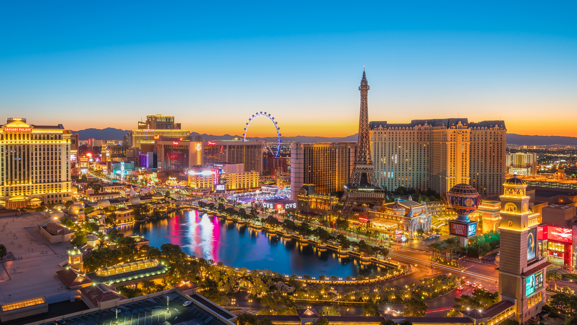 Find Your Luxury Las Vegas Holiday 2017 2018 Carrier