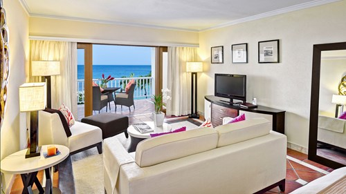 Ocean View Room, The House by Elegant Hotels, Barbados