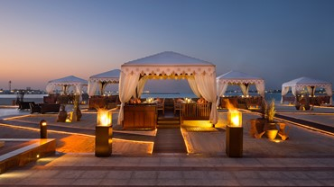 Stay at The Emirates Palace