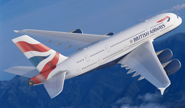 Boeing 787 Dreamliner British Airways
