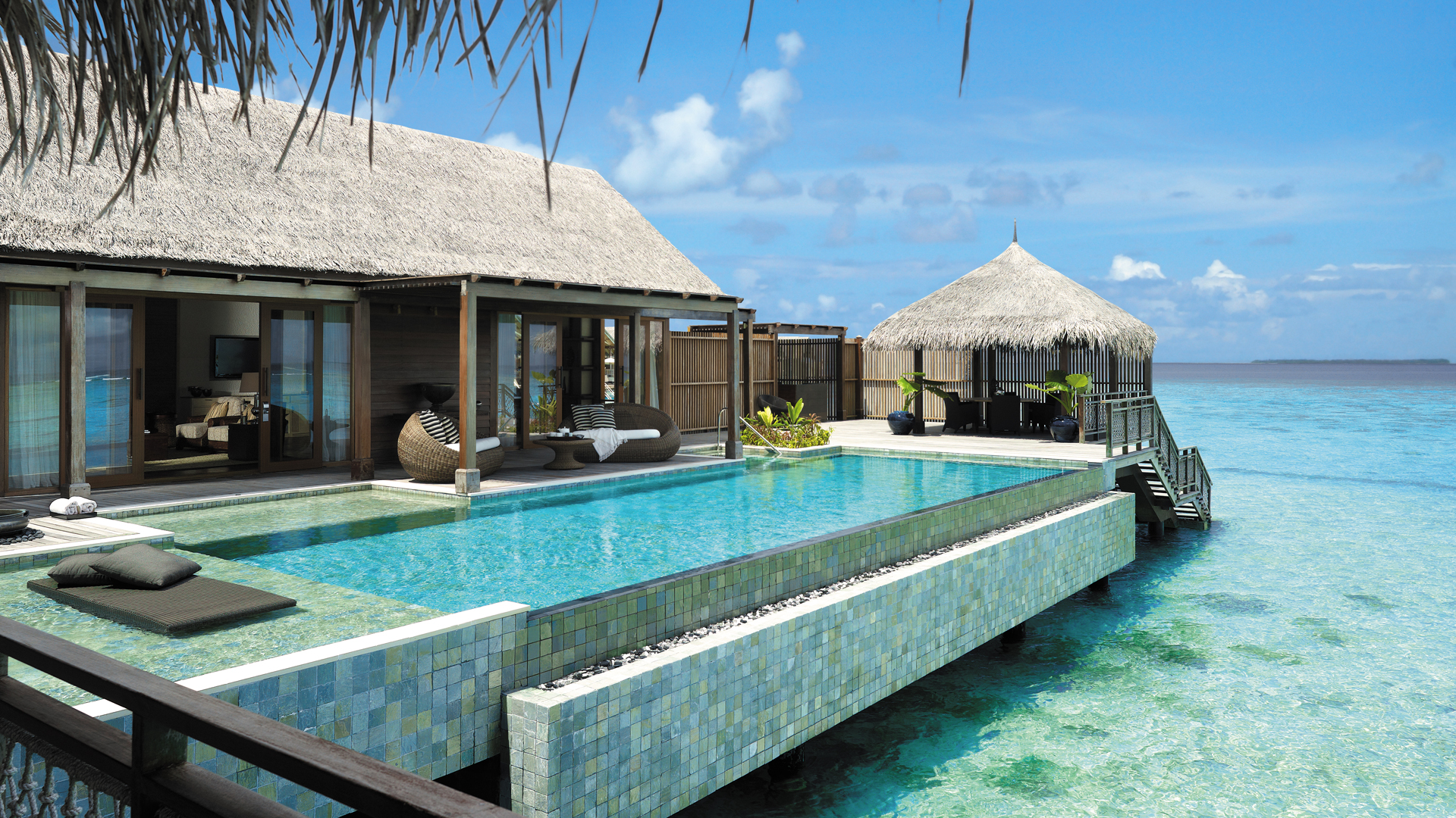 Shangri La S Villingili Resort And Spa Addu Atoll In