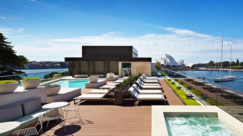 A Room With A View - Park Hyatt Sydney