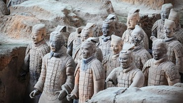 Xian - The Army of Terracotta Warriors