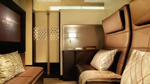 The Residence by Etihad - A boutique hotel in the sky