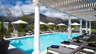 Indulge at The Winelands