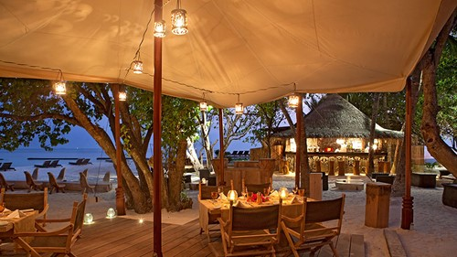 Top five Maldives dining experiences