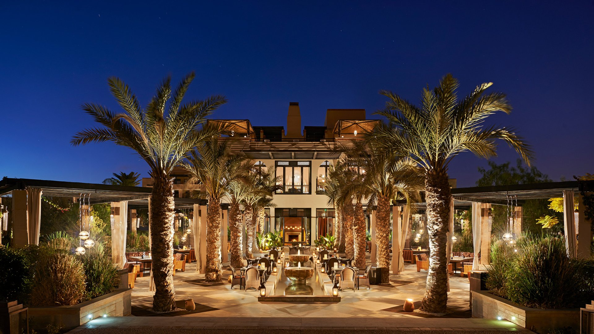 Four Seasons Resort Marrakech Marrakech In Morocco From