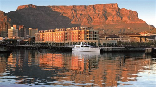 Cape Grace waterfront