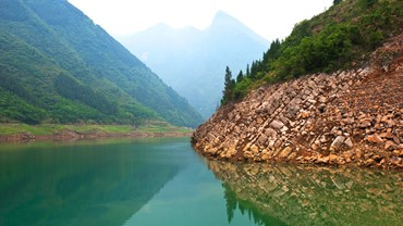 Shennong Stream, Qutang Gorge and Wu Gorge