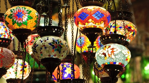 Souks and Shopping in Dubai