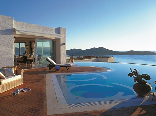 Elounda Gulf Villas 4 Bedroom Pool
