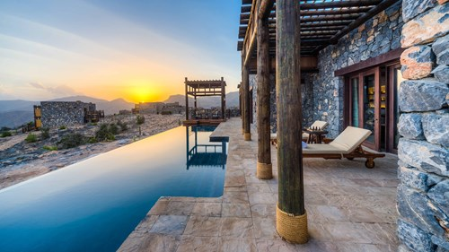 Jabal Villa Private Pool, Alila Jabal Akhdar