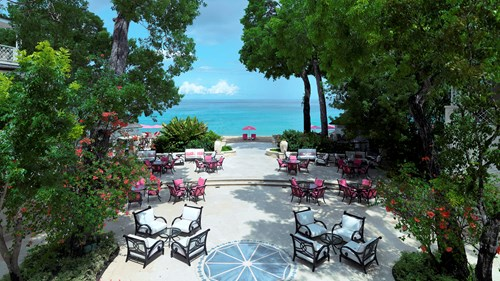 Sandy Lane Balcony View