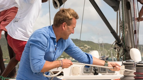 Life lessons with Ben Fogle